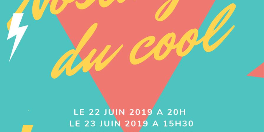 Nostalgie du cool - Dimanche 23 juin  - ATELIER M DANSE