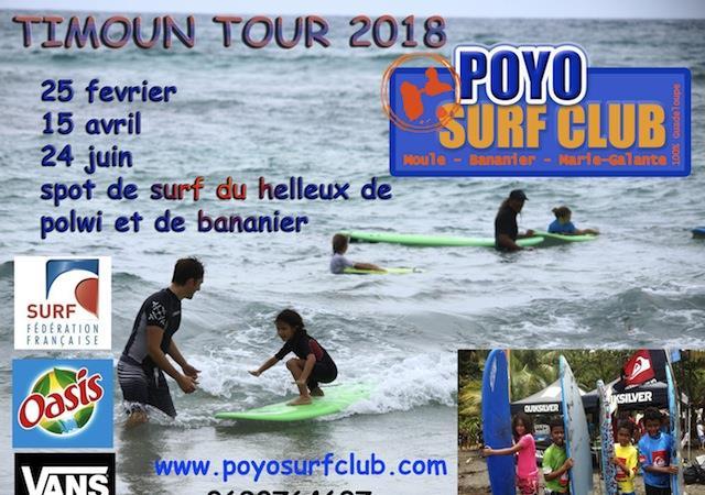 Timoun Tour Finale - poyosurfclub