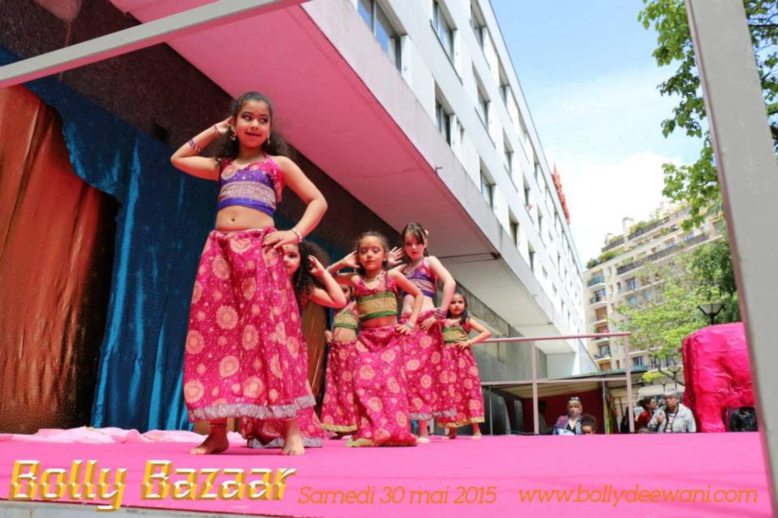 Danse Bollywood enfant - Bolly Deewani, danse Bollywood et Fitness Bollywood