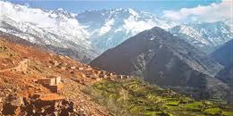 Stage Trail Maroc-Atlas - Nat'Sport Evolution