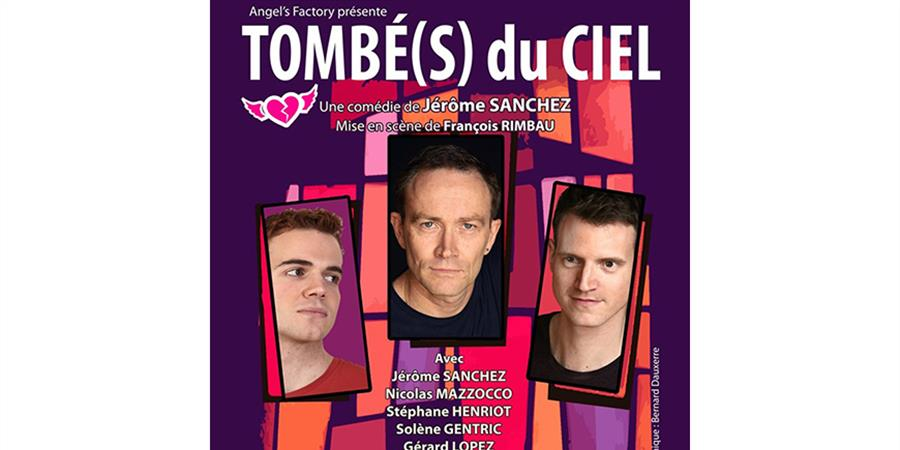 Tombé(s) du ciel au Festival des Cultures LGBT - Centre LGBT Paris Île-de-France