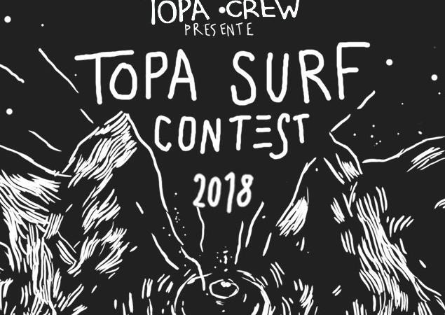 Topa Surf Contest 2018 - Topa Crew