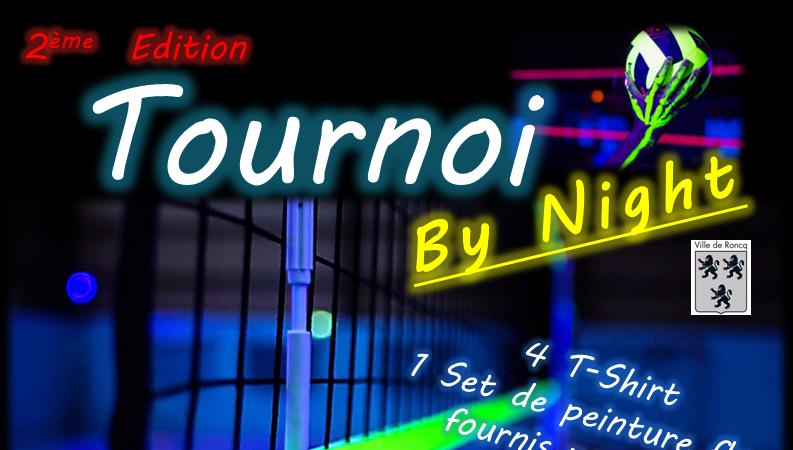 2ème Edition Tournoi by Night - Volley Ball de Roncq