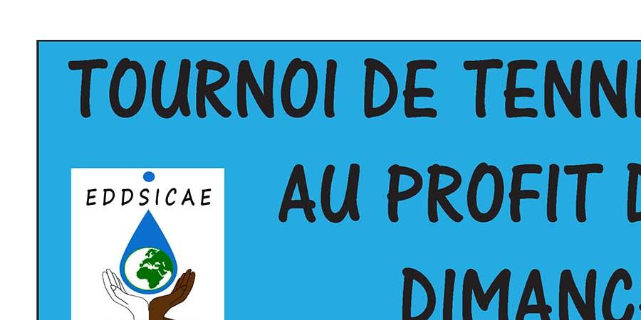 Tournoi de Tennis de Table amical et solidaire - Eddsicae