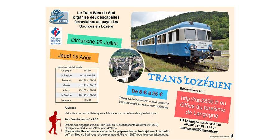 Trans'Lozérien du Jeudi 15 Août 2019 - AP2800