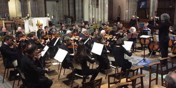 Le concert du 17 janvier 2019 - La Symphonie du Trocadéro
