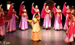 Danse Bollywood avancés - Association Mira-Baï