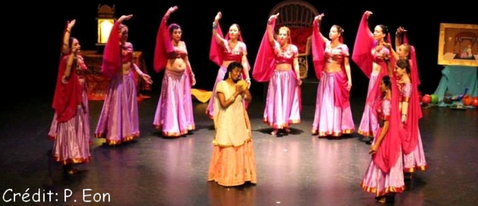 Danse Bollywood avancés - Association Mira-Baï
