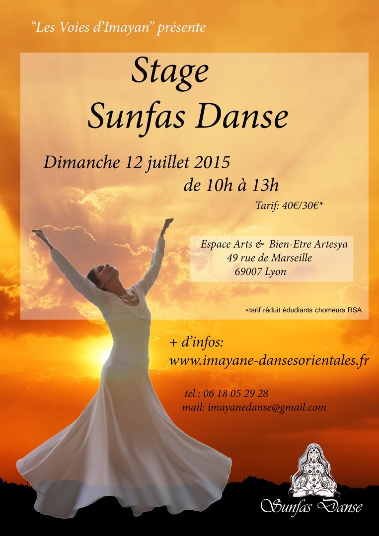 Sunfas danse - Imayane