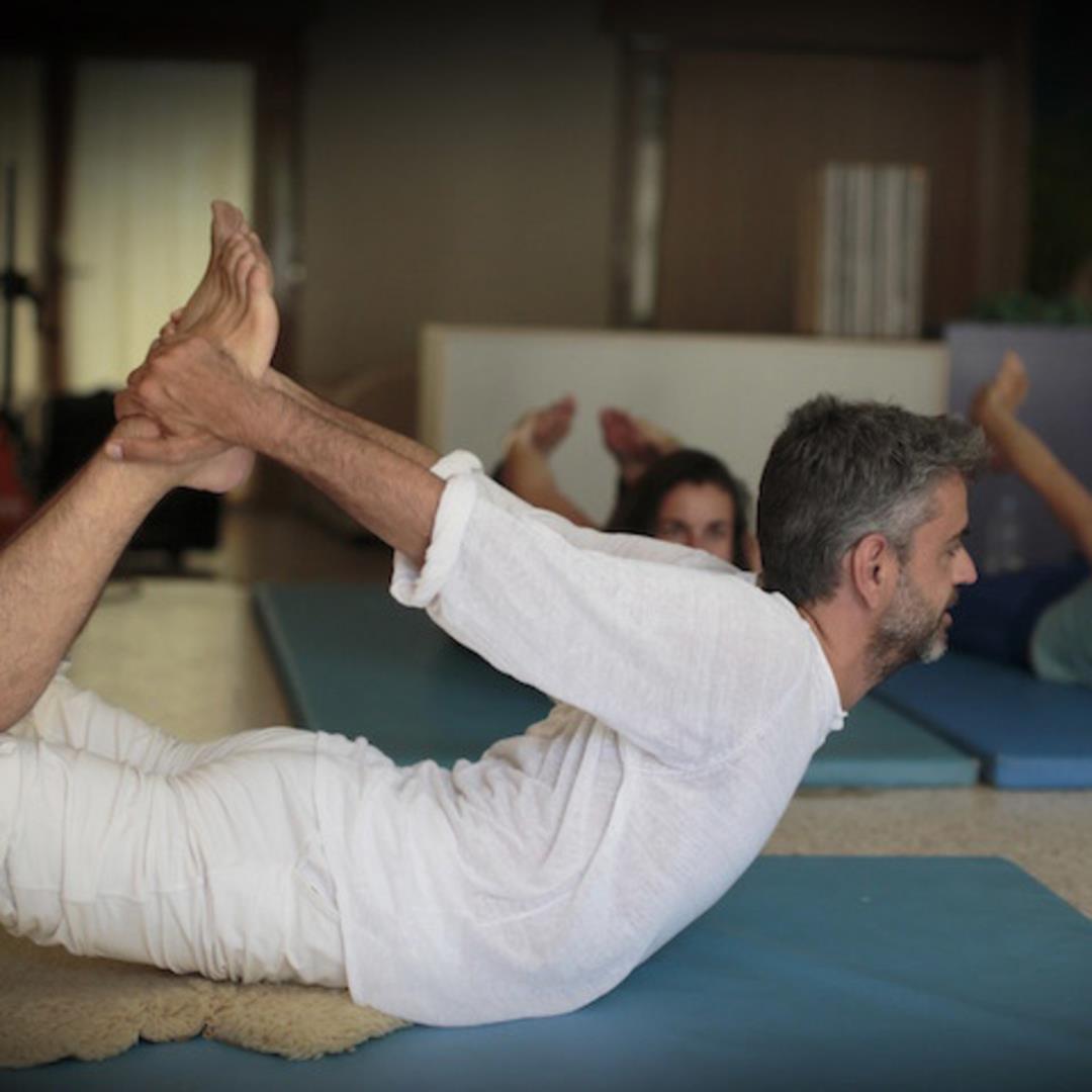 Yoga & musiques avec Ronald Mack - Festival Les Suds, à Arles