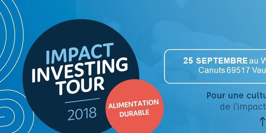 Impact Investing Day Alimentation durable - Mouvement des Entrepreneurs Sociaux