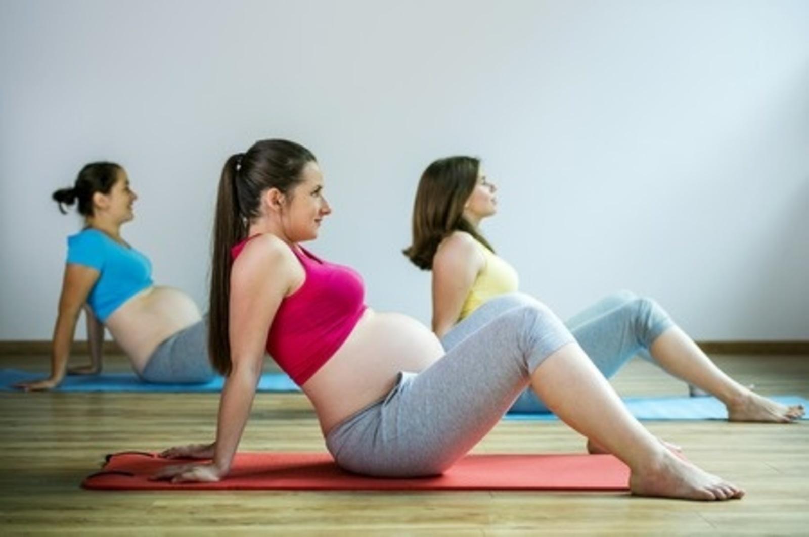 Yoga Pilates Femmes enceintes - ESPACE VIVRE MIEUX