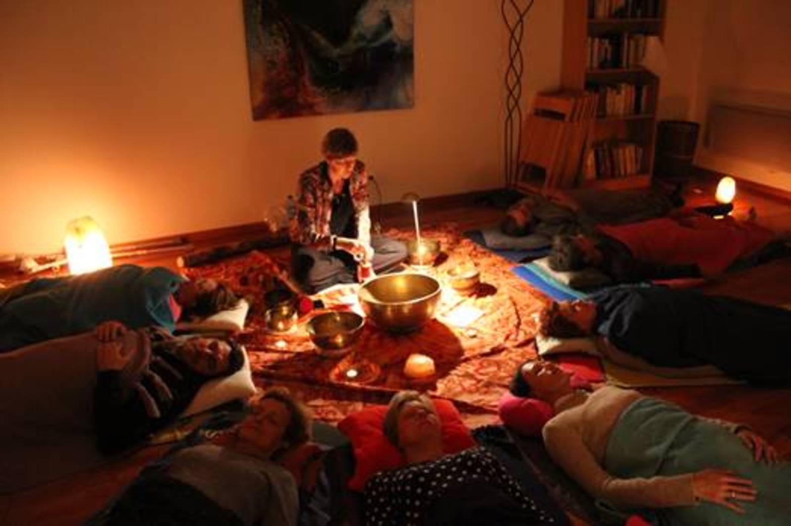 Voyage sonore aux bols tibétains - Entre Ciel et Terre