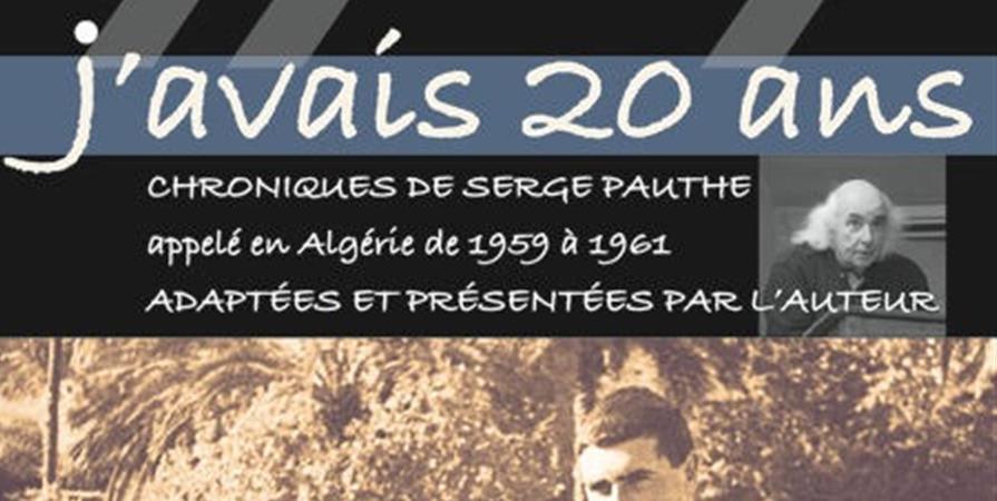 J'avais 20 ans - Théâtre Le Fenouillet