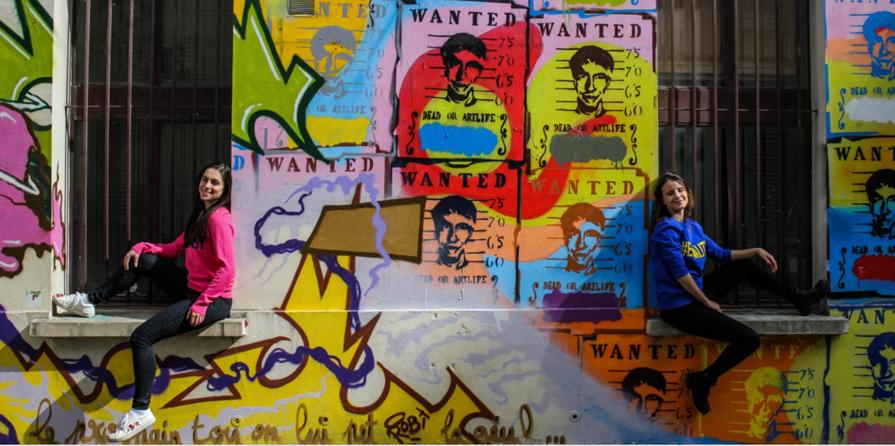 Visite Street Art dans Paris avec Feminists of Paris - Sciences-Po au Féminin