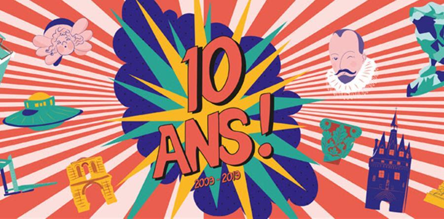 15h30 - Visite Best-of // Les secrets des quais de Bordeaux - Tout Art Faire