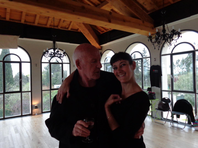 Tango Argentin - ABRAZO Social Tango Club