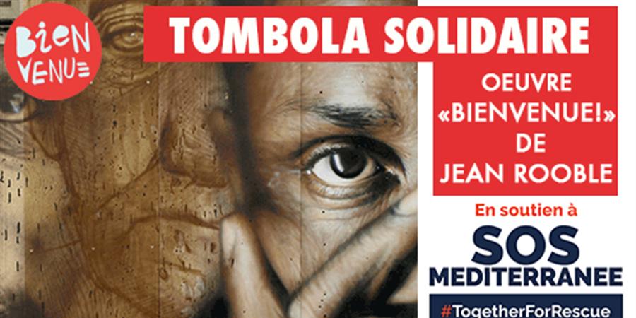 Tombola Solidaire / Bienvenue - Le Collectif Bienvenue