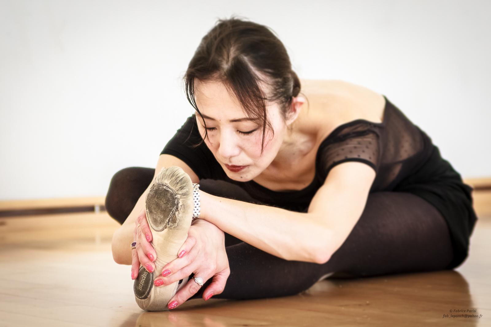 Massages japonais - MulVaBé Danse