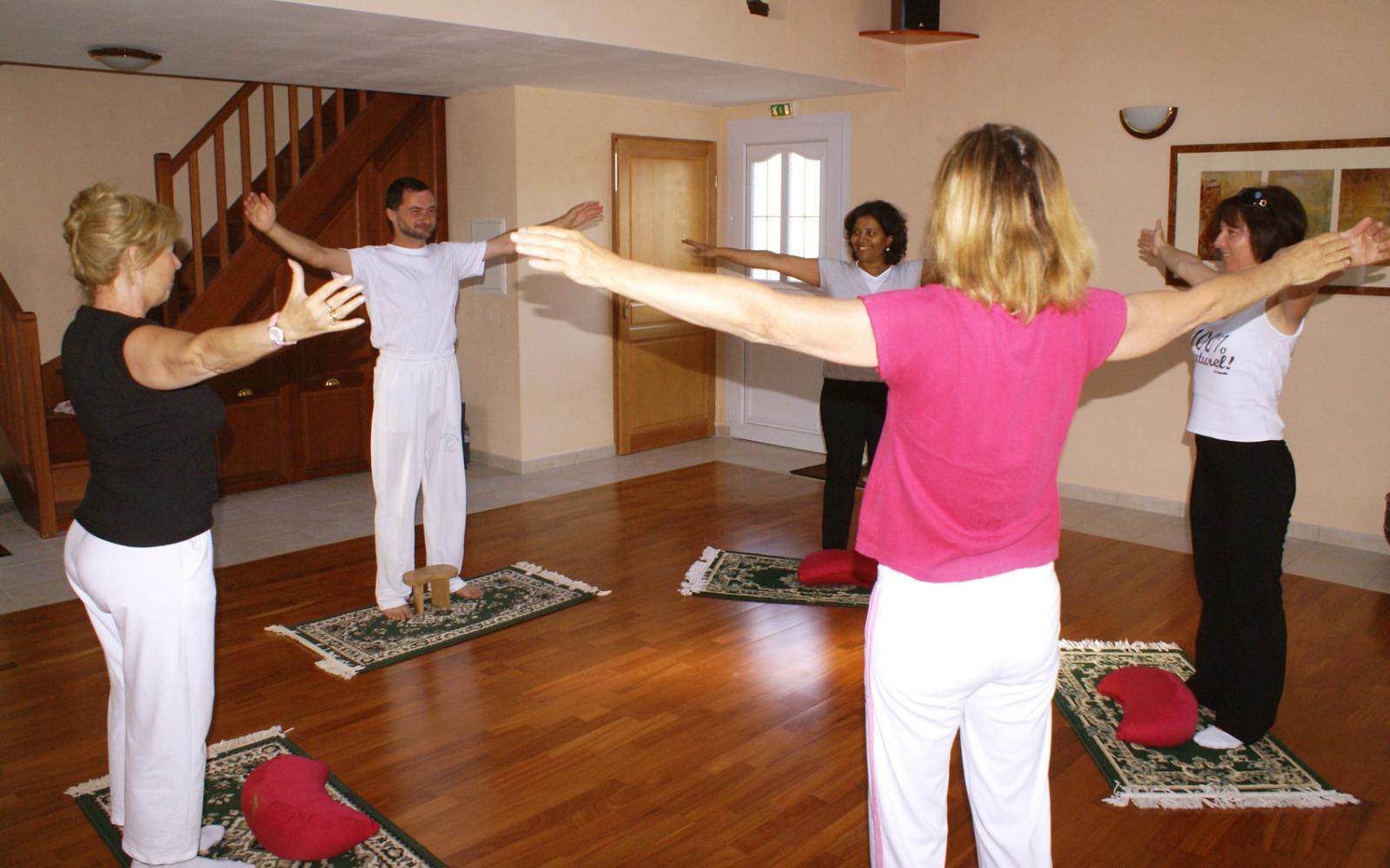 Cours de Yoga - YOGAVAR