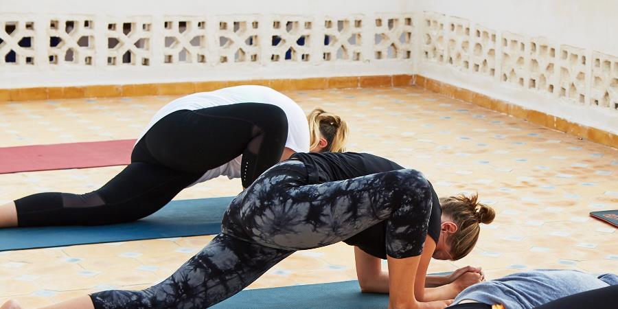 Atelier Yoga par Santa Mila  - Association Les 111 des Arts Lille