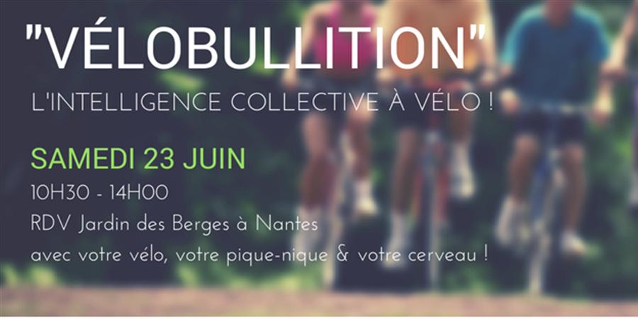 Vélobullition : intelligence collective à vélo ! - Work&Co Nantes