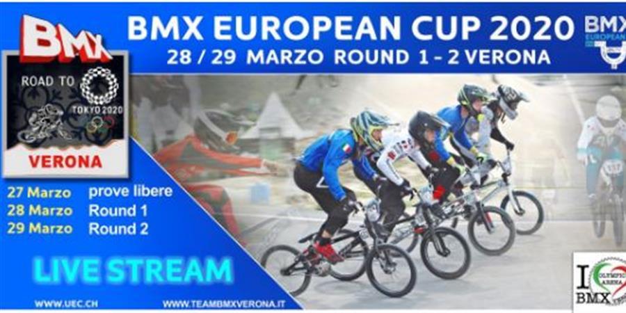 COUPE D'EUROPE VERONE - Lempdes BMX Auvergne