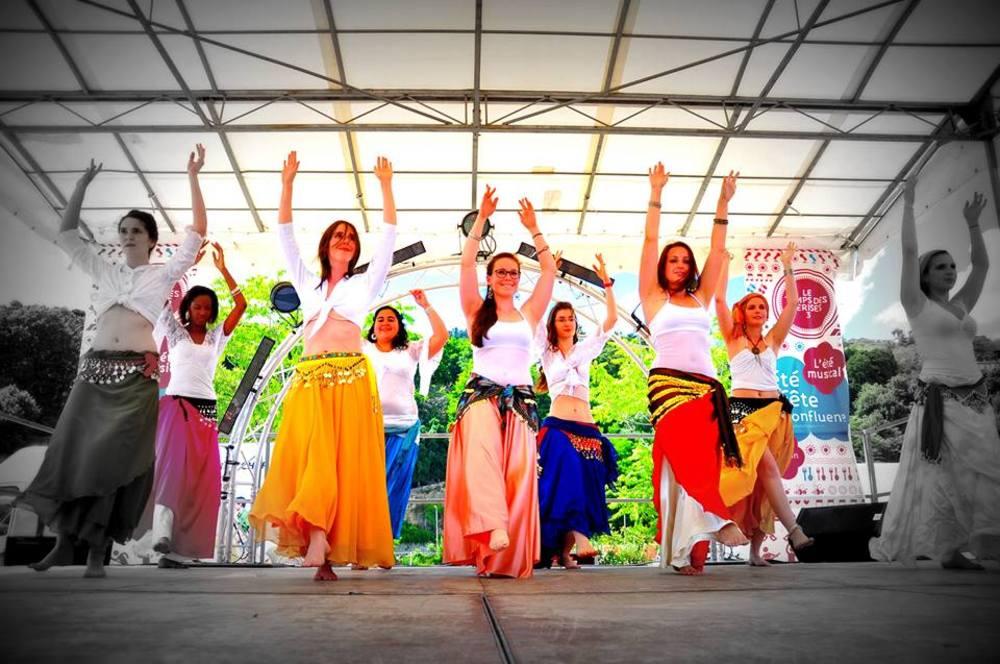Danse orientale Débutants - Imayane