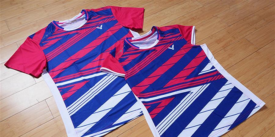 B2A - Commande de Tshirt Club Victor - Badminton Annemasse Agglo