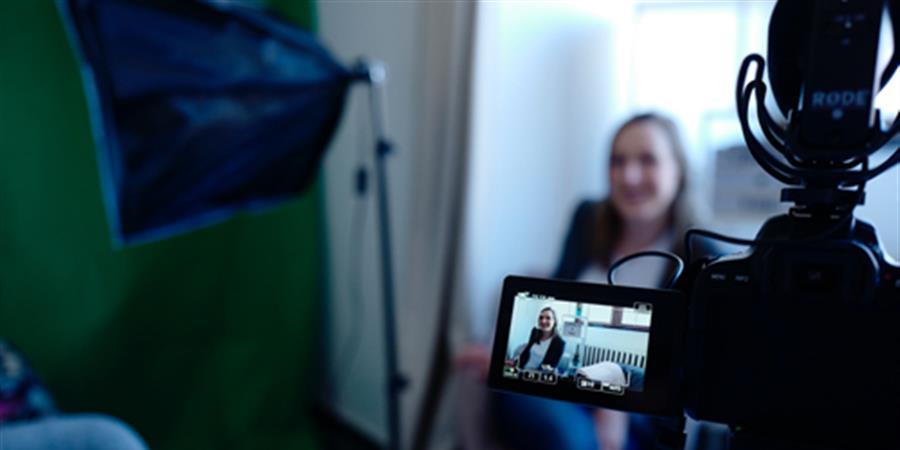 Atelier : Réaliser sa vidéo professionnelle - Talents au féminin