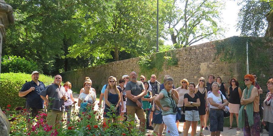 Visite guidée des Remparts de Beaune - 11 août 2019 - LES AMIS DES REMPARTS