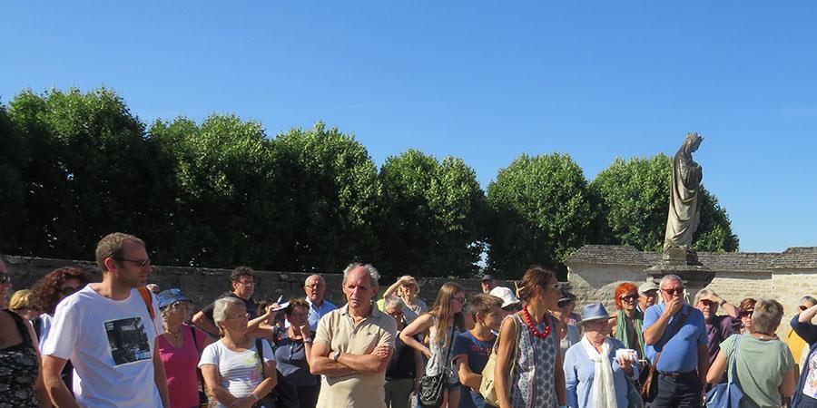 Visite guidée des Remparts de Beaune - 7 juillet 2019 - LES AMIS DES REMPARTS
