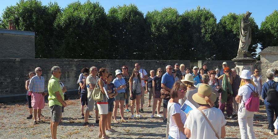 Visite Théâtralisée des Remparts de Beaune - 29 septembre 2019 - LES AMIS DES REMPARTS
