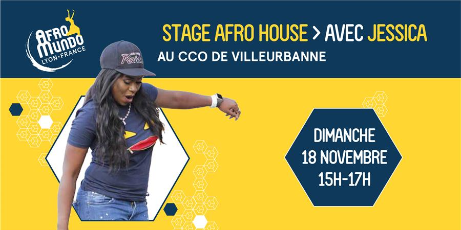 Stage Afro-House - Centre AfroMundo