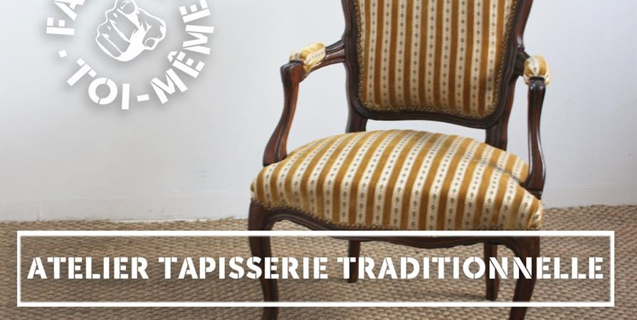 Samedi 2 Mars Atelier Tapisserie Traditionnelle