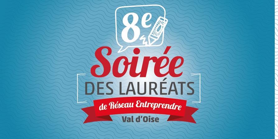 8ème Soirée des lauréats de Réseau Entreprendre Val d'Oise