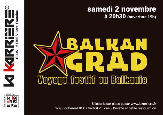 Balkan Grad - VILL'ART