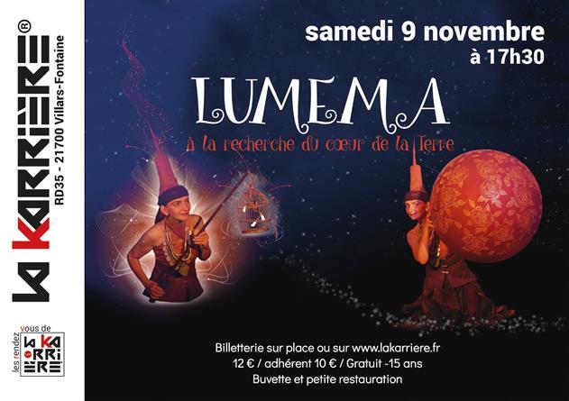 LUMEMA - VILL'ART