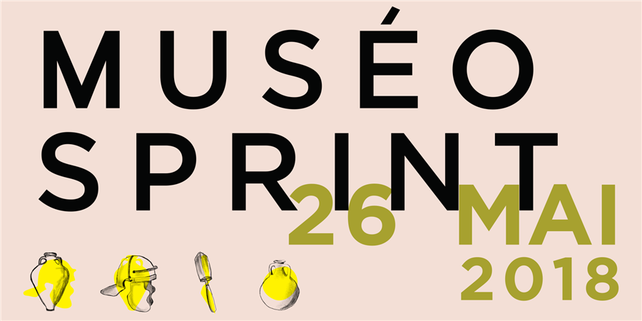 Museosprint 26 mai 2018 - Museomix Ouest