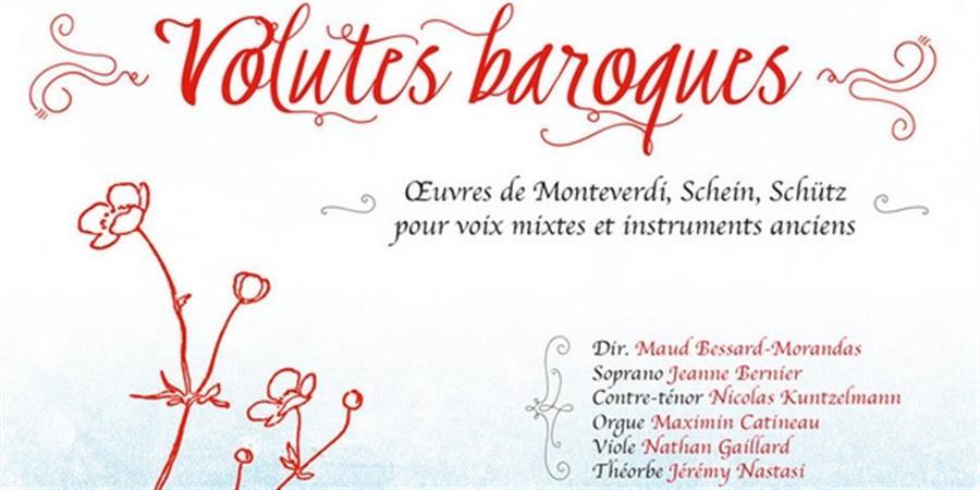 Volutes Baroques - Ensemble IMERO