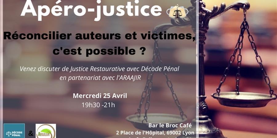 Apéro-Justice  - Chantiers-Passerelles