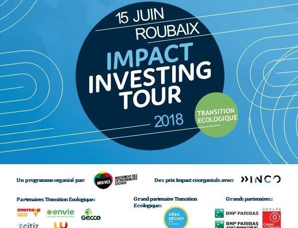 Cet événement est malheureusement annuIé - Impact Investing Day Transition Eco - Mouvement des Entrepreneurs Sociaux