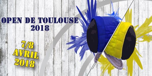 Open de Toulouse 2018 - Toulouse Canne de Combat