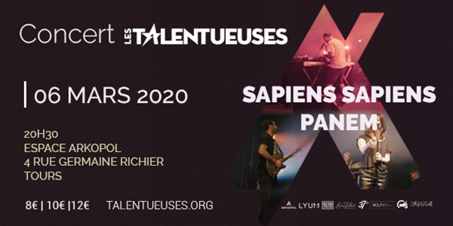 Talentueuses #21 Sapiens Sapiens & Panem - Les Talentueuses
