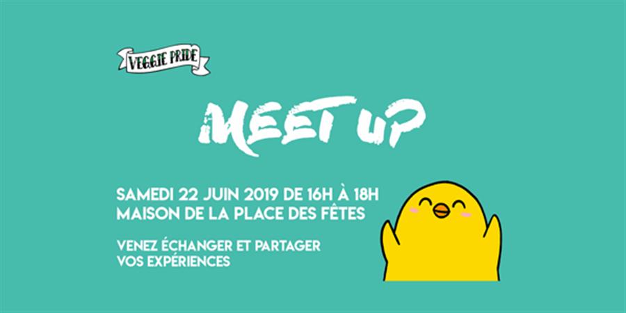 Meet-up de la Veggie Pride #2 - Veggie Pride