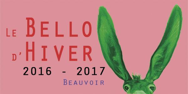 Le Bello d'Hiver 2016-2017 - Le Bellovidère
