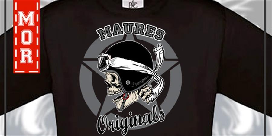 Tshirt L'Originals MOR - Maures Originals