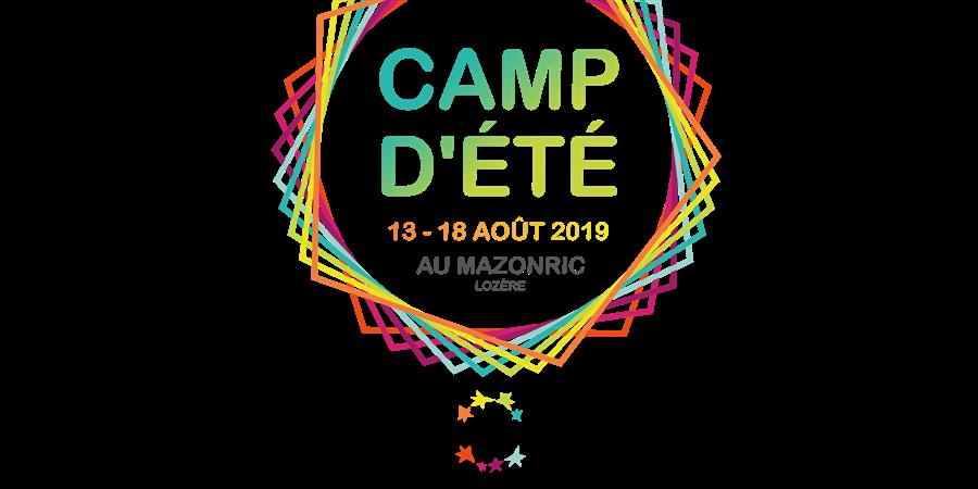 RENCONTRE EUDEC France #13 - Camp d'Été au Mazonric (Lozère) / 13-18 AOÛT 2019 - Eudec France