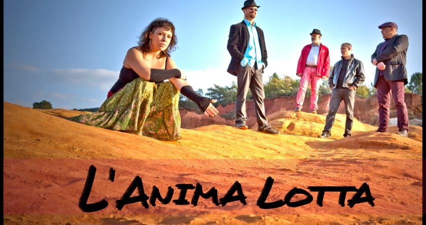 L'anima lotta - festival De Vives Voix - Les Voies du Chant