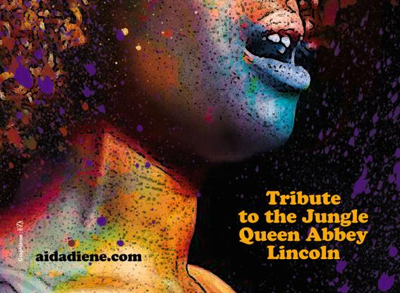 Tribute to the Jungle Queen Abbey Lincoln - festival De Vives Voix - Les Voies du Chant